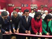 Inauguración del Salón del Cacao y Chocolate en Lima.