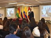 Exposición sobre Normativa comunitaria, a cargo de Pablo Alarcón