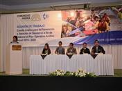 Países de la Comunidad Andina coordinan acciones conjuntas en prevención y atención de desastres en la región.