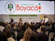 Cumbre de Gobernadores Bicentenario se realizó el martes 06 en el municipio de Paipa.