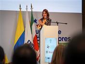 Vicepresidenta de la República de Colombia, Marta Lucía Ramírez.