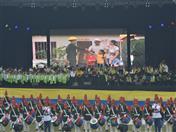 Conmemoración del Bicentenario de Independencia de Colombia se realizó en sesión solemne en Puente de Boyacá.