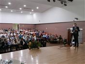 VIII Congreso Internacional de Transporte, organizado por el Servicio Nacional de Aprendizaje (SENA) se realizó en Medellín.