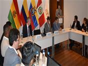 Intervención del Secretario General de la CAN, Jorge Hernando Pedraza