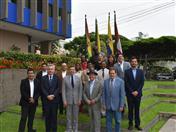 Secretario General de la CAN inauguró Doctorado de la Universidad Andina Simón Bolívar en Derecho Constitucional.