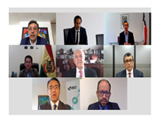 Reunión del Consejo de Ministros del Sistema de Interconexión Eléctrica Andina SINEA