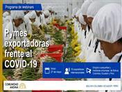 """Programa de la Comunidad Andina """"Pymes exportadoras frente al Covid-19"""" capacitó a 22 mil pequeños y medianos empresarios"""