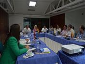 Tercer Periodo de Sesiones de la Comisión ampliada con los Ministros de Telecomunicaciones de la Comunidad Andina.