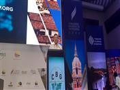Secretario General de la CAN participó en el Congreso Nacional de Municipios 2020, realizado en la ciudad de Cartagena de Indias.