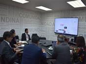 Reunión del Comité de Asuntos Culturales.