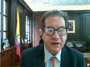 Rodolfo Zea, ministro de Agricultura y Desarrollo Rural de Colombia.