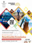 """Conferencia """"Perspectivas de reactivación económica en la Comunidad Andina"""""""