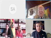 Conferencia Perspectivas de reactivación económica post pandemia en los países de la CAN.