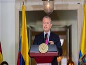 Presidente Iván Duque de Colombia