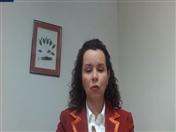 Viceministra de Asuntos Multilaterales (e) de Colombia, Marcela Ordoñez