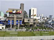 Sede de la Secretaría General de la CAN en Lima, Perú