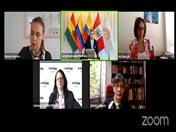 """Conferencia """"Oportunidades del comercio electrónico"""", organizada por la Universidad Externado de Colombia"""