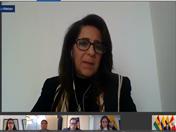 Directora de ProColombia para Bolivia y Perú, Pilar Lozano.