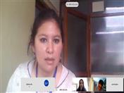 Directora Interina de Integración y Cooperación Económica de Bolivia, Nayeli Morales