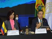 Secretario General de la CAN, Jorge Hernando Pedraza