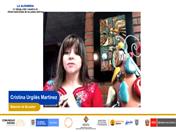 Maestra Cristina Urgilés de Cuenca, Ecuador