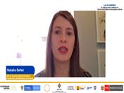Natalia Sefair, Jefe de Asuntos Internacionales y Cooperación del ministerio de Cultura de Colombia