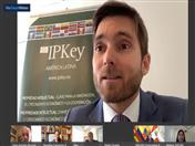 Líder del Proyecto IP Key América Latina, Pedro Duarte