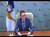 Secretaría General de la Comunidad Andina y Comisión Económica Euroasiática firman programa de cooperación en políticas de competencia