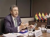 Secretario General de la CAN y ministro de la Producción de Ecuador revisaron avances de la ejecución del Plan de Trabajo de la PPT